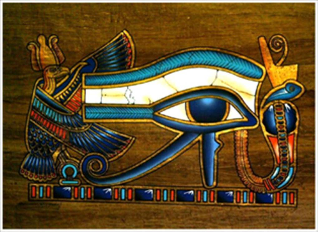 eye of horus tattoos